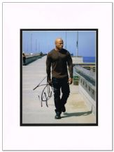 LL Cool J Autograph Signed Photo - NCIS: Los Angeles